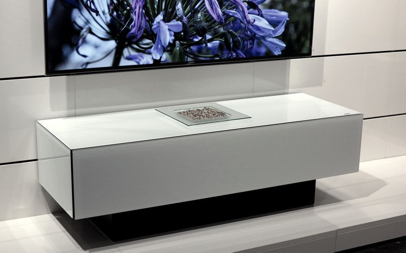 Il primo mobile tv al mondo con sistema audio integrato for Design mobel bestellen