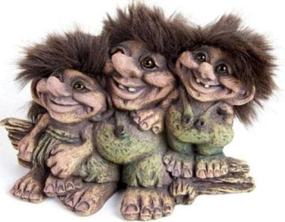 Troll norvegesi originali
