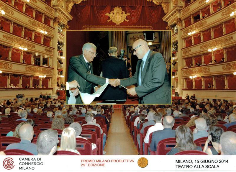 Premio Milano Produttiva 25° Edizione