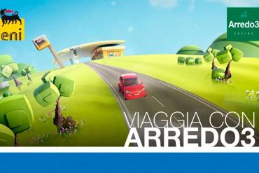Promozione ENI Viaggia con Arredo3