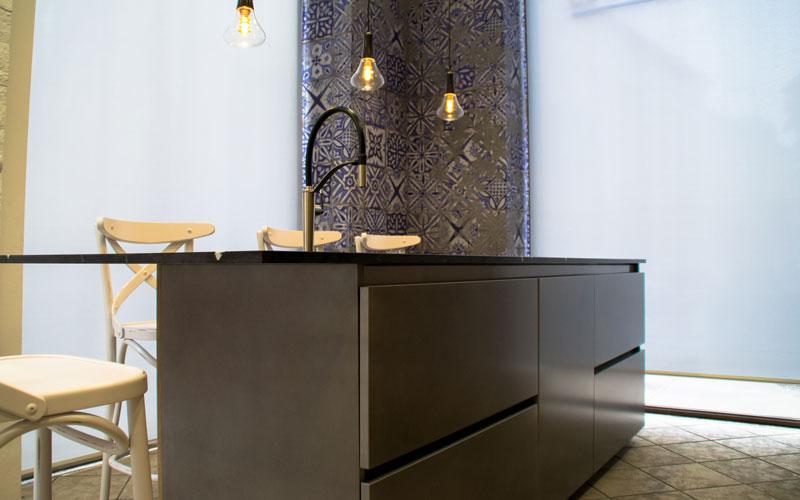 La nuova cucina zetasei di arredo seganti arreda