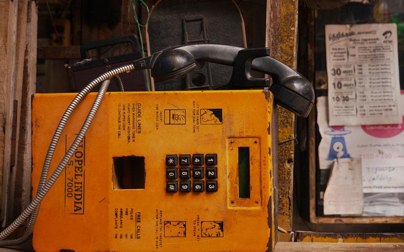 Seganti Arreda: distacco linea telefonica Giugno 2018